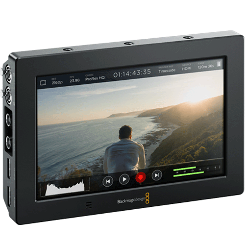 Blackmagic Design Announces Blackmagic Video Assist 4K