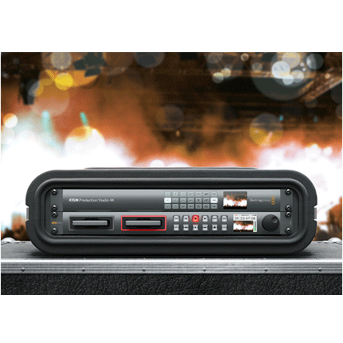 Blackmagic Design Announces ATEM Switcher 6.8 Update with HyperDeck Control Integration