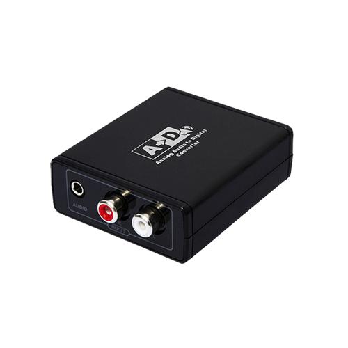 Analog To Digital Audio Converter