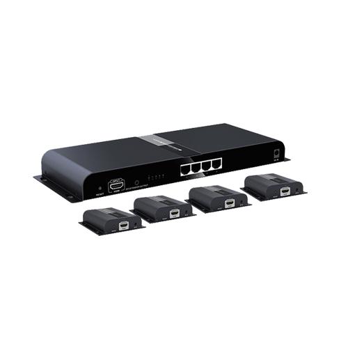 HDbitT HDMI Splitter 1x4