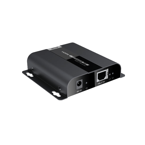 HDbitT HDMI EXTENDER Over Network with POE