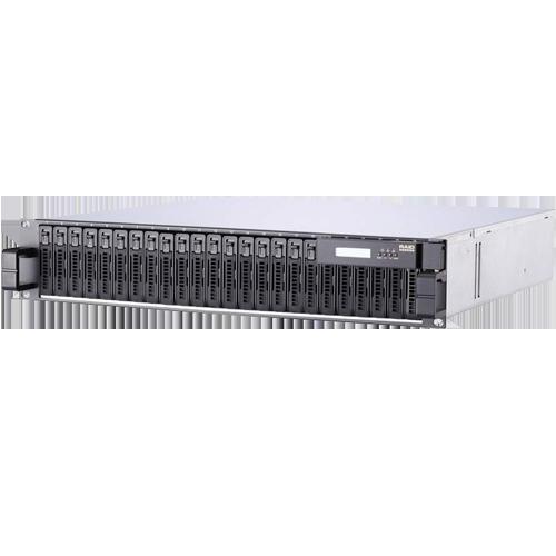 RAIDdeluxe 24 Bay iSCSI 2U
