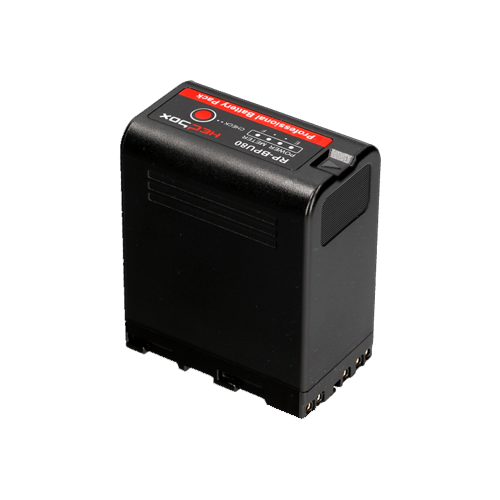 HEDBOX DV Battery Packs RP-BPU80