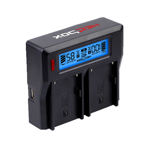 HEDBOX Battery Chargers RP-DC50