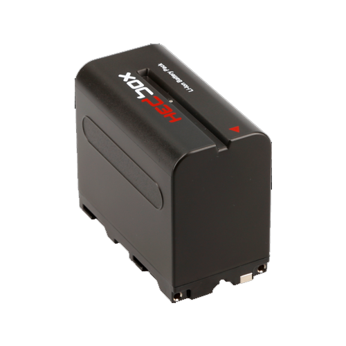 HEDBOX DV Battery Packs RP-NPF970