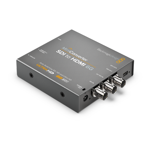 Blackmagicdesign Mini Converter SDI to HDMI 6G