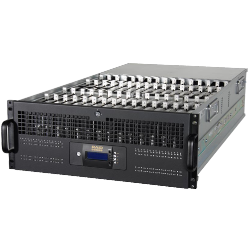 RAIDdeluxe 64 Bay FC