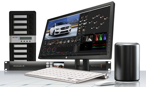 Mac Based NLE
